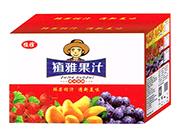 植雅果汁饮料420ml×15瓶