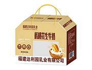 福建达利园核桃花生牛奶开窗礼盒250ml×12盒