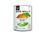 莫莉果园蜜桔罐头425克