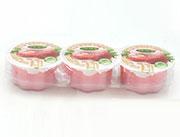开门大吉草莓味果冻