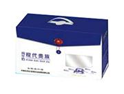 特伦庄园现代贵族纯牛奶礼盒(蓝)