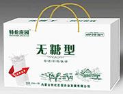特伦庄园无糖型中老年钙铁锌饮品250ml×12盒