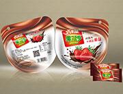 巧果凝果凝多草莓巧克力纯正果凝48g
