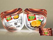 巧果凝果凝多香橙巧克力纯正果凝48g