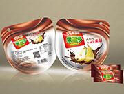 巧果凝果凝多雪梨巧克力纯正果凝48g