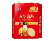 万蓉五谷杂粮粗粮消化饼干1.5kg
