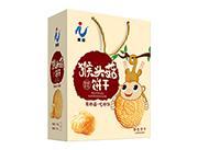 万蓉猴头菇酥性饼干礼盒