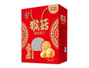 万蓉喜事盈门猴菇酥性饼干1.25kg