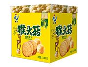 万蓉猴头菇酥性饼干1.08kg
