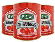 番茄调味酱