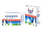 张弓中老年高钙奶乳味饮品礼盒