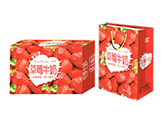 妙缘草莓牛奶礼盒
