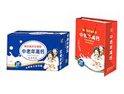 妙缘骨钙高钙加强型中老年高钙乳味饮品礼盒
