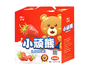 妙缘小玩熊草莓味乳酸菌饮品250ml×12盒