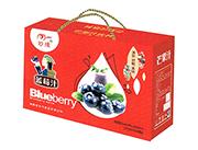 妙缘蓝莓汁350ml×8瓶