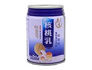 首一养生核桃乳240ml易拉罐