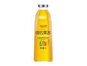 喜牵喜提拉果苏金瓜玉米复合果汁饮料1l