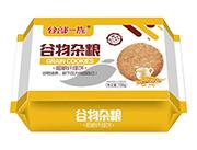 谷部一族谷物杂粮粗粮纤维饼108g