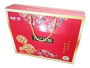 谷部一族宫廷桃酥饼礼盒