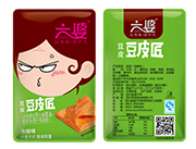 六婆豆皮匠(散装)―泡椒味