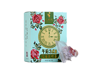 花养花 午后三点玫瑰荷叶茶组合复合花草茶花茶茶叶袋泡茶36克/12包
