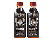 鲁瓦克丝滑拿铁咖啡饮品380ml瓶装