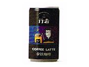 行者拿铁黑咖啡