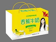 江中食品香蕉牛奶风味饮品250mlx12盒