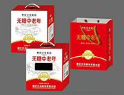 枣庄江中无糖中老年饮品250mlx12盒