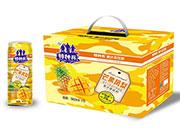 特种兵芒果凤梨果汁茶饮料960ml×6