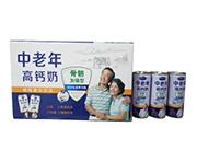梦之声中老年骨骼加钙型植物蛋白饮品