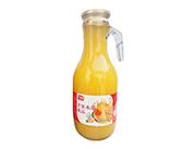 银冰芒果木瓜饮品1.5L玻璃瓶装