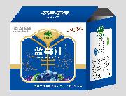 淇果庄园蓝莓汁1.5lx6瓶
