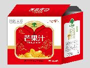 淇果庄园芒果汁1.5lx6瓶