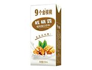 9个金核桃核桃露植物蛋白饮料250ml