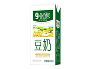 9个金豆豆奶植物蛋白饮料250ml
