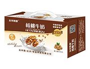 北京达利园达利致醇核桃牛奶饮品250mlx12盒箱装