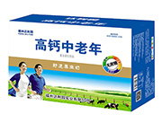 福州达利园高钙中老年复合饮品舒适养生奶