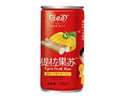 喜牵喜提拉果苏香蕉山药复合果汁饮料310ml