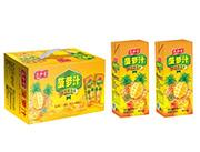 乐加壹菠萝汁250ml