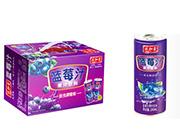 乐加壹蓝莓汁240g