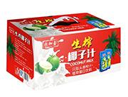 乐加壹生榨椰子汁250ml箱