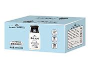 奥牧利斯原味巴氏杀菌发酵风味酸奶饮品300ml×12瓶