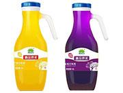 四季分享精品原浆果汁饮料1.5L