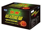 欢虎运动能量强化型维生素饮料箱装