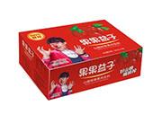 果果益子山楂果肉饮料250mlx16盒