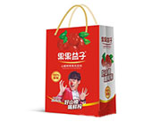 果果益子山楂鲜榨果肉饮料(手提礼盒)