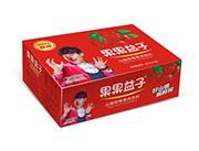 果果益子山楂鲜榨果肉饮料(箱)