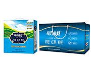 初元益舒阿胶红枣枸杞乳味饮料手提袋