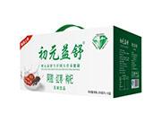 初元益舒阿胶红枣枸杞乳味饮品250mlx12盒